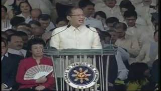 http://rtvm.gov.ph - Inauguration Of President Benigno S  Aquino III   June 30, 2010