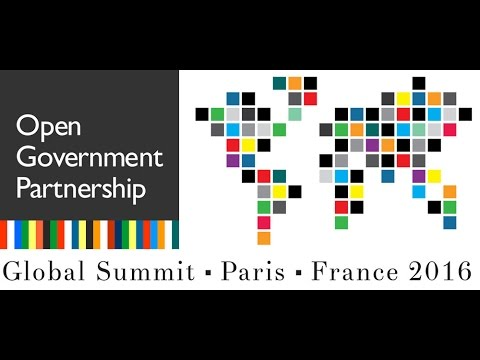 OGP Global Summit 2016: Paris City Hall Events - English