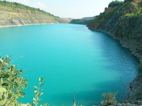голубые озера александровск фото