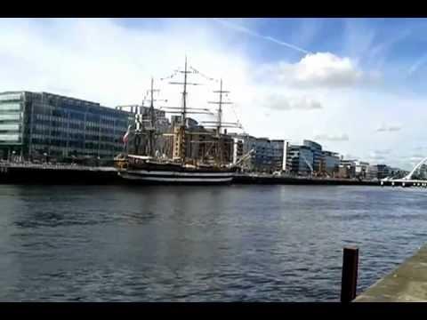 Tall ships Dublin