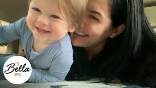 Nikki and Matteo wish Artem a HAPPY BIRTHDAY!