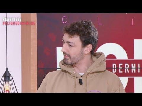 La sobriété de Roman Frayssinet - Clique Dimanche - CANAL+