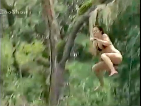 Rope Swing Fails Compilation