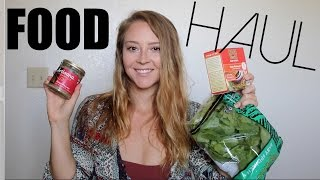 FOOD HAUL -  WHAT I BUY FOR WEIGHT LOSS
