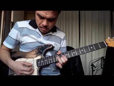 Covered In Rain - John Mayer Solo Cover by Lucas Sgreccia