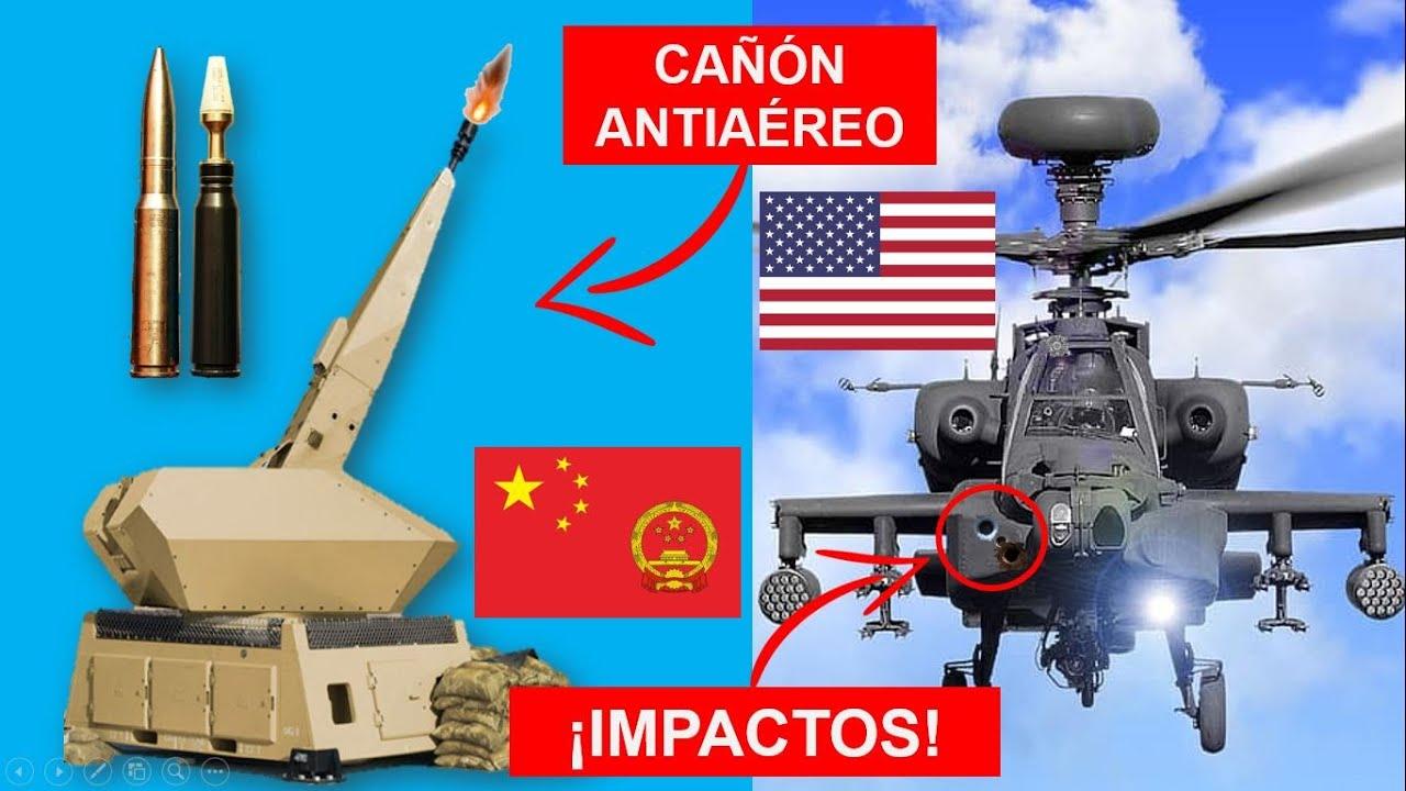 ¡¿Cañones antiaéreos CONTRA helicópteros de COMBATE?!