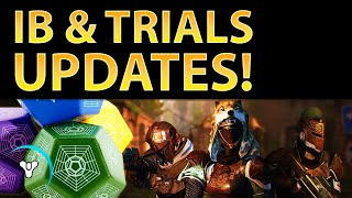 Destiny Taken King: Iron Banner & Trials of Osiris Changes!