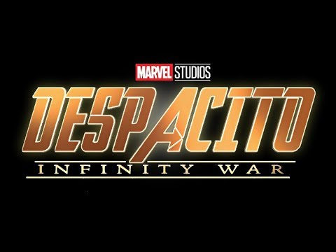 Marvel announces Despacito: Infinity War (Part 2)