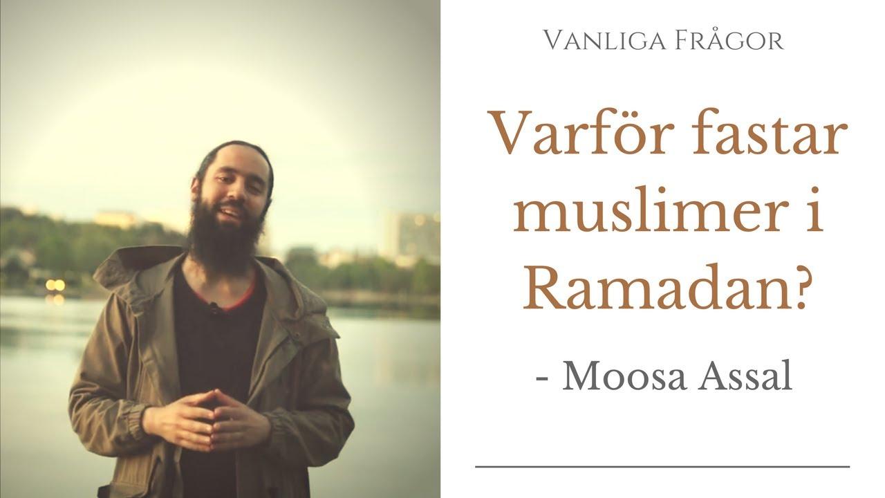 Varför fastar muslimer i Ramadan? | Moosa Assal