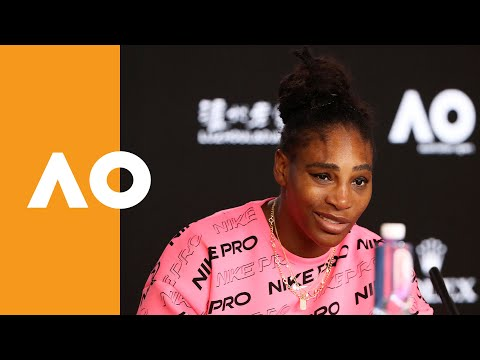"""Serena Williams: """"i Honestly Didn't Think I Would Lose"""" 