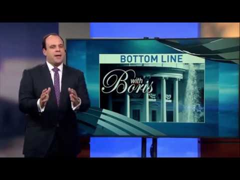Bottom Line With Boris - The Press & The White House