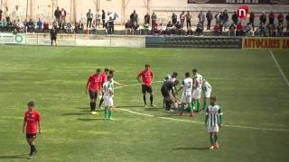 Resumen Atco Sanluqueño 1 - 0  San Roque - Tercera División Grupo X