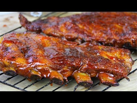 Amazing Bbq Ribs In The Oven