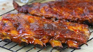 Amazing Bbq Ribs In The Oven.