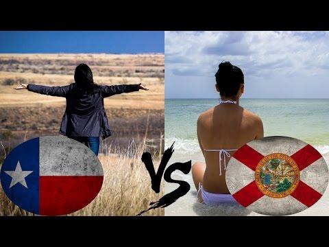 TX vs FL | Почему мы переехали из Техаса обратно во Флориду
