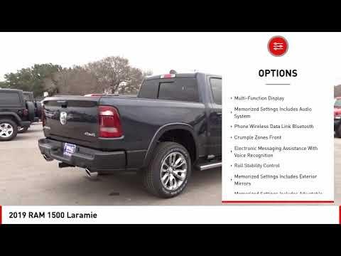 2019 RAM 1500 San Antonio TX C726416