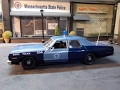 Massachusetts State Police 1974 Dodge Monaco 1/24 scale