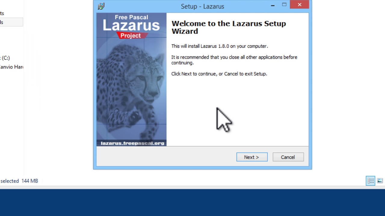 Lazarus 1 8 & Free Pascal 3 0 4 Free Download & Install On Windows 10 8 7  Tutorial - Link