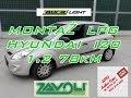 Hyundai I20 1.2 78kM instalacja gazowa Zavoli NEW BORA LIGHT montaż ARG Auto Gaz Łódź