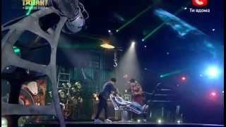 Украина мае талант 4! - Гала-концерт - 'Тумар КР' [02.06.12] | МегаТалант TV