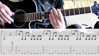 Как играть Breaking bad - Theme на гитаре. Разбор. Видео урок на гитаре.