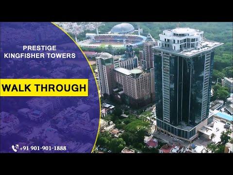 Prestige Kingfisher Towers | Walkthrough Video |  Book Free Site Visit: +91 901-901-1888