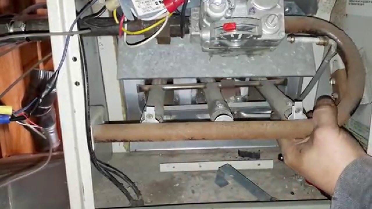 Wall Heater Pilot Light Will Not Stay Lit ...