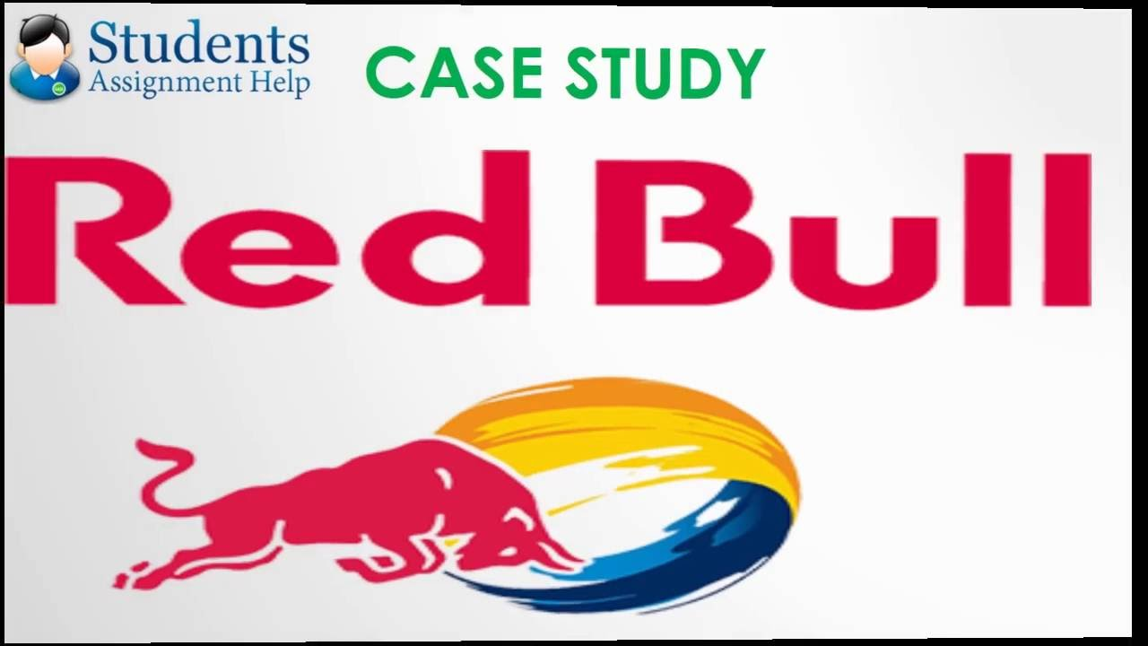 energy drinks case study Business marketing case study, solution - red bull energy drink.