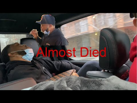 Tall Guy Car Reviews & Jasmime Luv Dared me to Drink The Hottest Sauce Ever!! Almost Died*Literally*