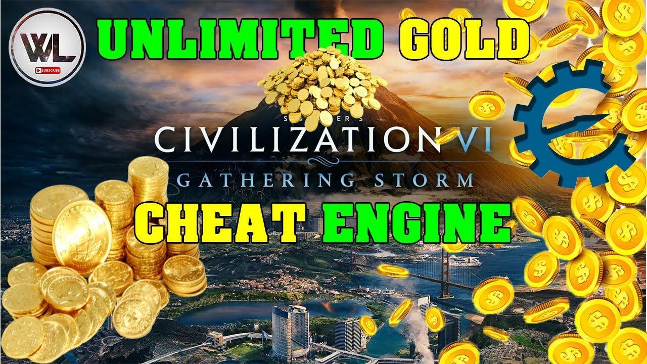 Civilization VI Unlimited Gold 🔴 Cheat Engine Easy Way 🔴