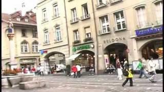 Switzerland From Bern to Villars the tourist that I am