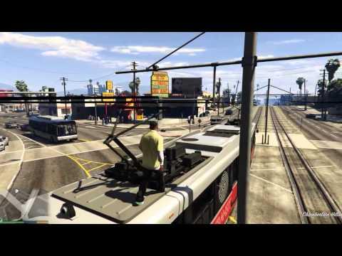 Grand Theft Auto V [PC] Crazy Boat Cops