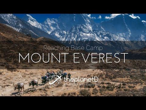 Reaching Mount Everest Base Camp- An Adventure Trekking in Nepal