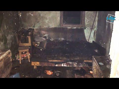 Телеканал НТК: На Коломийщині вогонь забрав життя двох людей
