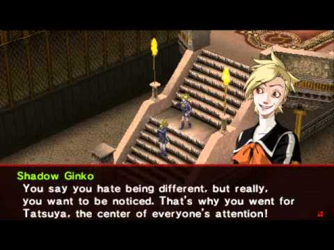 Persona 2 Psp Battle Theme Persona 2 Innocent Sin Psp