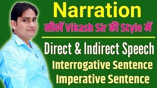DIRECT INDIRECT SPEECH - DIRECT AND INDIRECT SPEECH RULES & EXAMPLES