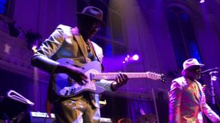 The S.O.S. Band live at Paradiso: Just Be Good To Me