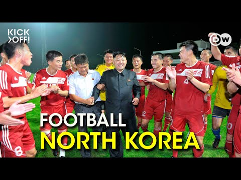Footballers – Made in North Korea