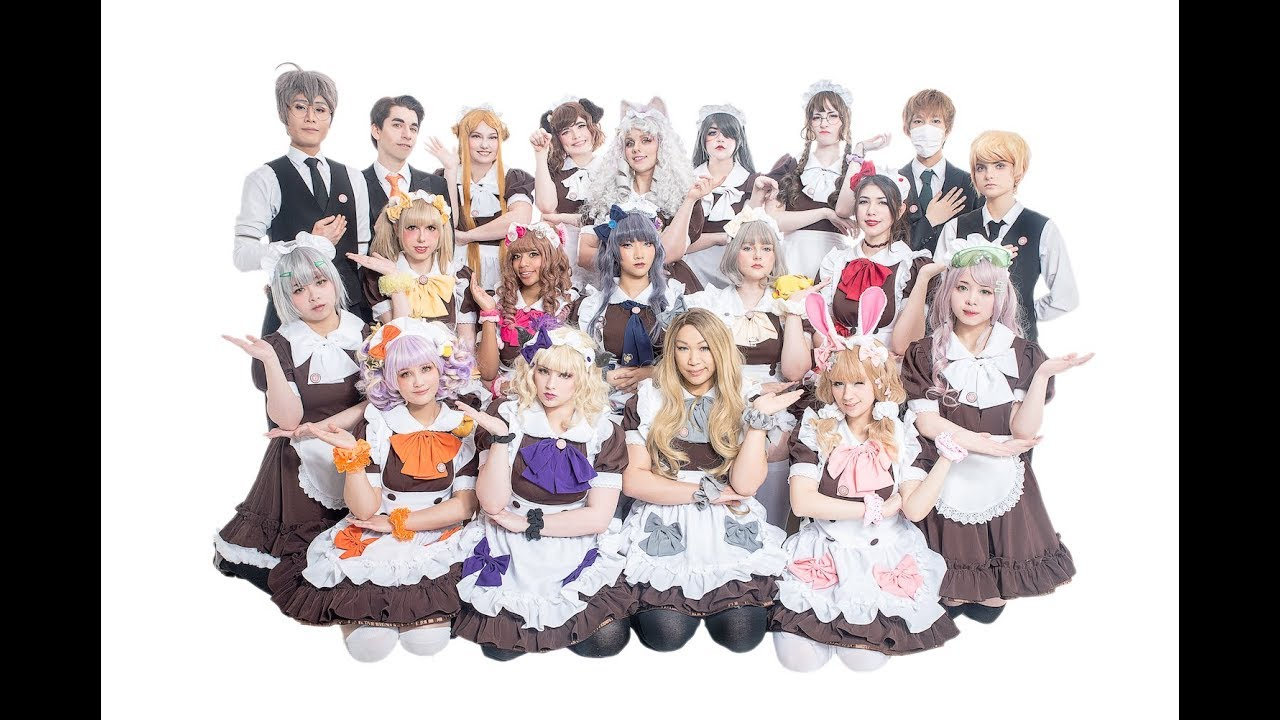 Maids Of England vocal session