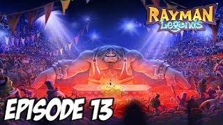 Rayman legends - The Rock | Episode 13 Thumbnail