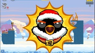 Angry Birds Friends Winter Tournament 1 Level 3 Record 125240 Day 3  1 3 week 29