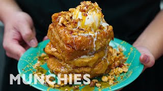 How To Make Fried Mochi French Toast