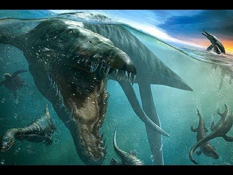 Dinosaures du Jurassique 2/3 : Les monstres marins