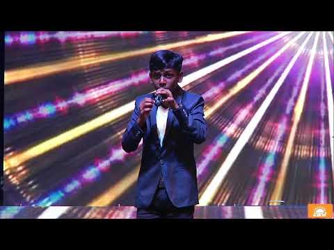 Bhavin from Star Vijay's Junior Super Singer - Season 7 (Unnai Kaanadhu - Viswaroopam)