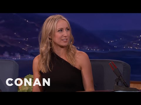 Nikki Glaser's Spot-On Jennifer Aniston Impression  - CONAN on TBS