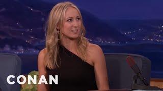 Nikki Glaser's Spot-On Jennifer Aniston Impression  - CONAN on TBS