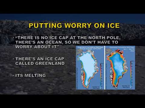 Easterbrook Testimony on Global Warming Scam is itself a Scam Part 2