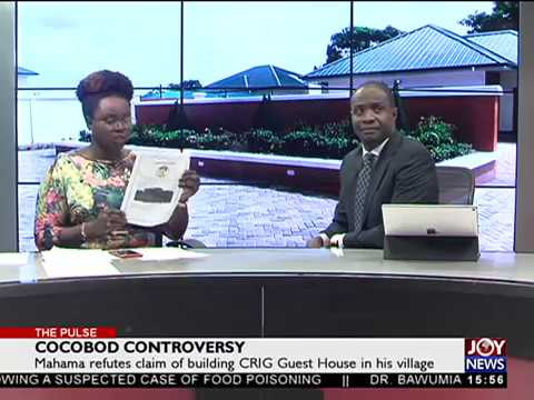 COCOBOD Controversy - The Pulse on JoyNews (2-11-17)