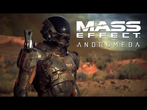 презентация, EA Play, Andromeda, BioWare, андромеда, дата выхода, Трейлер, выставка