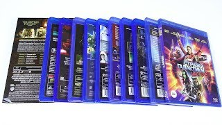 Пополнение коллекции #9: Blu-ray фильмы (bluraymania.ru)